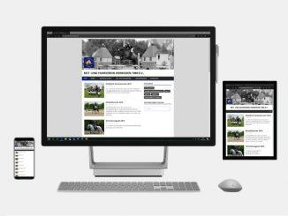 Unser neuer Webauftrit ist optimiert für unterschiedliche Endgeräte (Computer, Tablets, Smartphones)