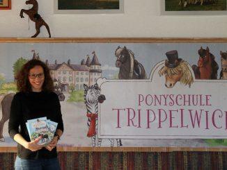 Kinderbuchautorin bei Reitern zu Gast
